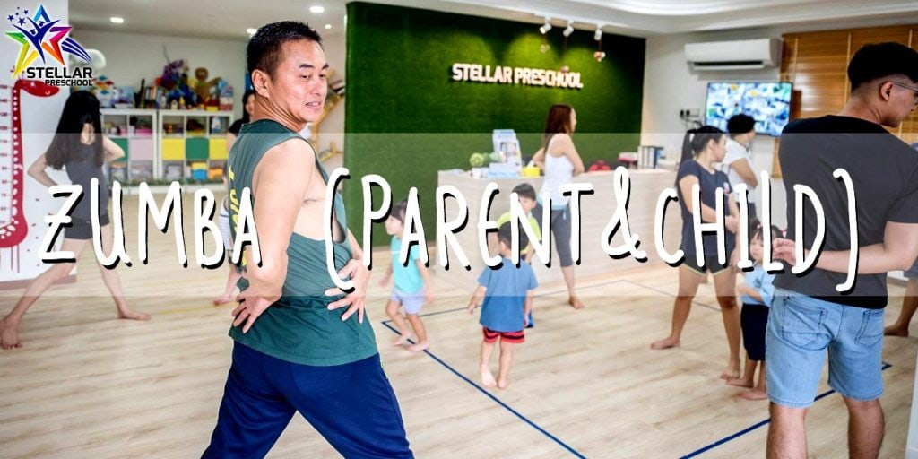 Read more about the article Weekend Zumba for Parent and Child