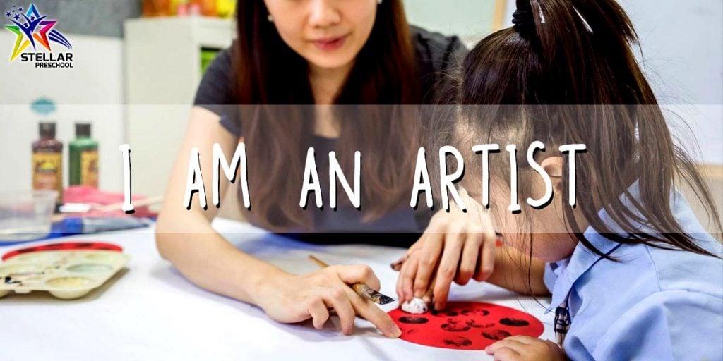 "Read more about the article ""I AM AN ARTIST"" Enrichment Programme (E.P.)"