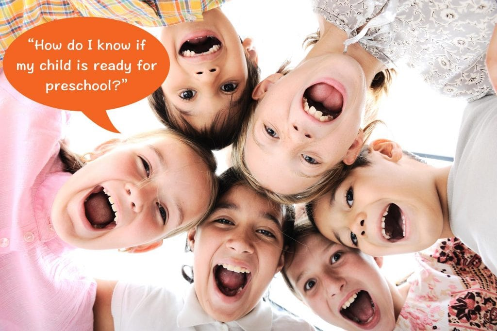 """Read more about the article """"How do I know if my Child is ready for preschool?"""""""