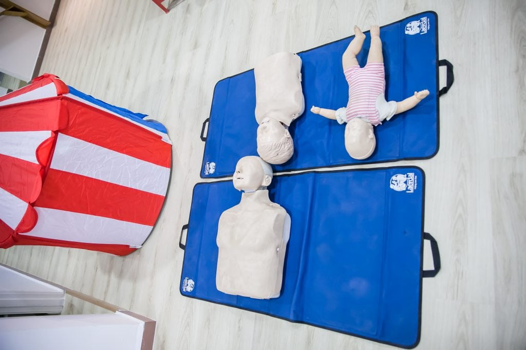 Read more about the article First Aid Training