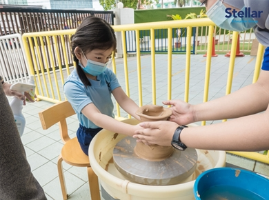 Read more about the article Pottery Workshop 2021